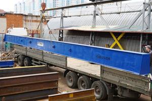 kran mostovoj 10 t b - Кран мостовой 10 т