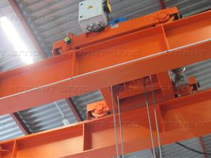 kran mostovoj 20 tonn a - Кран мостовой 20 тонн