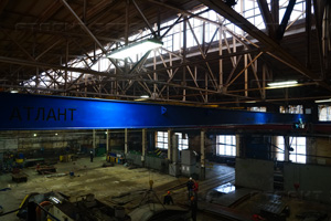 kran mostovoy dvuhbalochnyi a - Кран мостовой двухбалочный от производителя