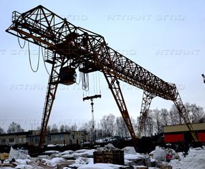 kupit mostovoj kran v permi b - Купить мостовой кран в Перми