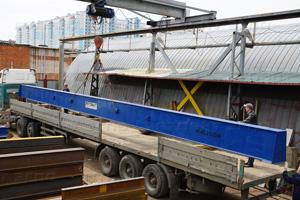 mostovoj kran 10 t c - Кран мостовой 10 т