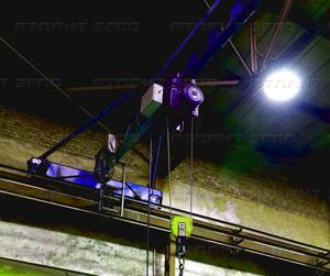 obsluzhivanie mostovogo krana a - Обслуживание мостового крана