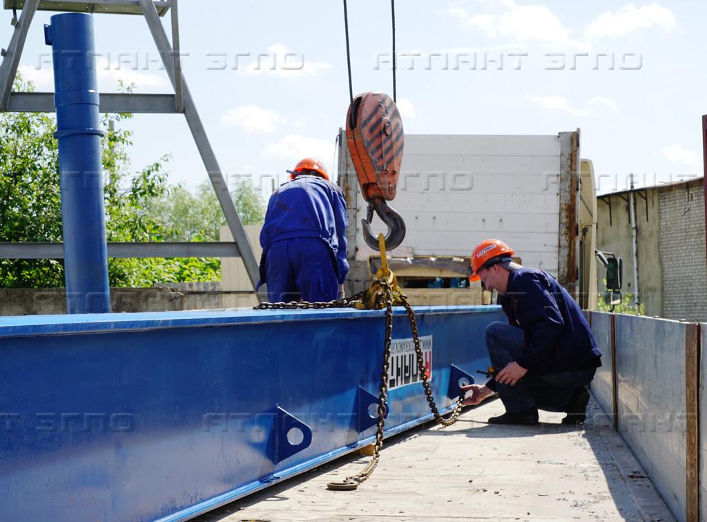 Опорный мостовой кран общего назначения