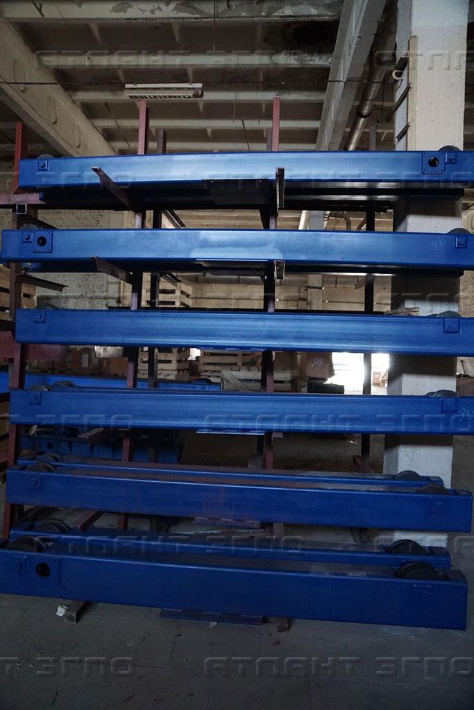 Балка концевая опорная от завода производителя