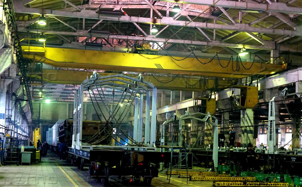 Кабина мостового крана от завода производителя