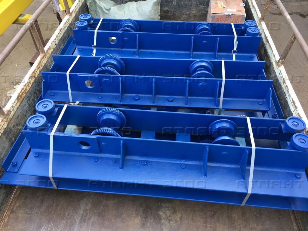 Концевые балки подвесного крана от производителя