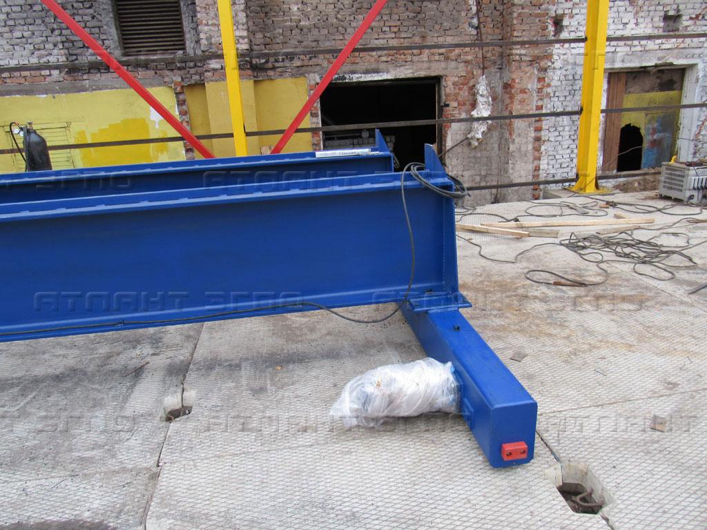 Как сконструированы концевые балки мостовых кранов
