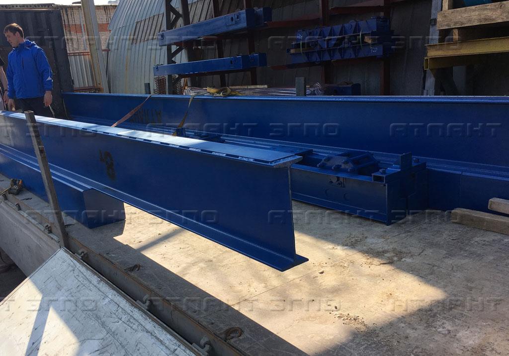 Кран мостовой электрический однобалочный в компании Атлант
