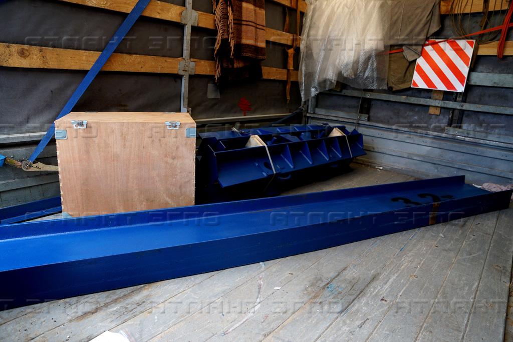 Кран мостовой однобалочный подвесной - завод Атлант