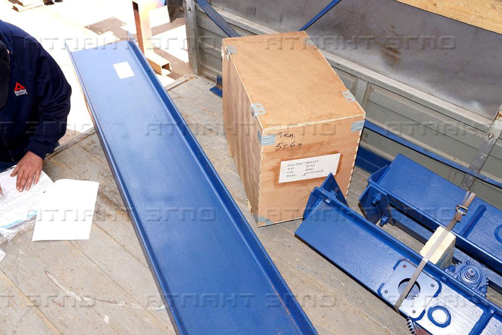 Кран мостовой подвесной от завода производителя