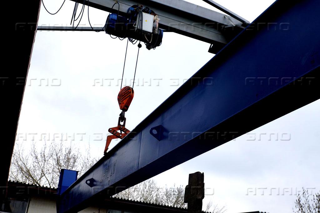 Кран мостовый от кранового завода производителя