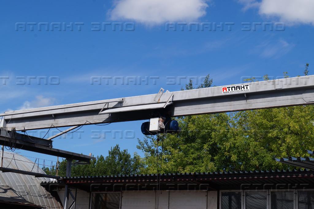 Купить мостовой кран в Москве