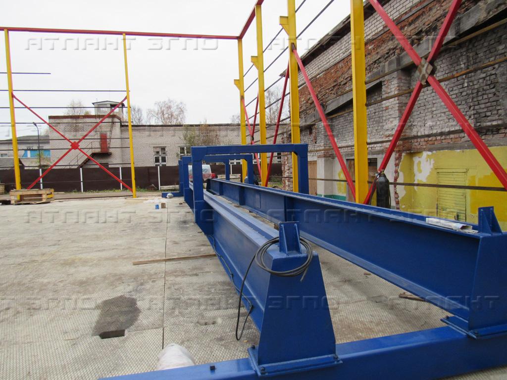 Мостовой кран 10 т от завода производителя