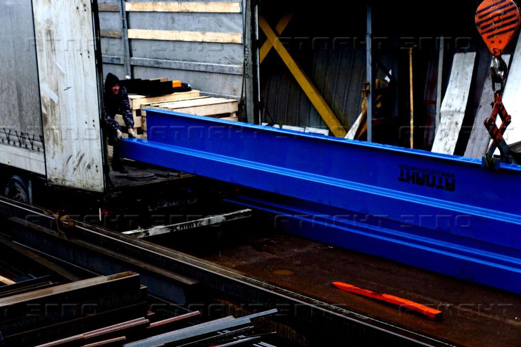 Мостовой электрический кран от завода производителя