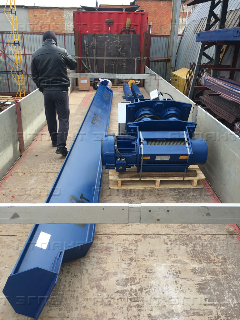 Однобалочные мостовые краны от завода производителя