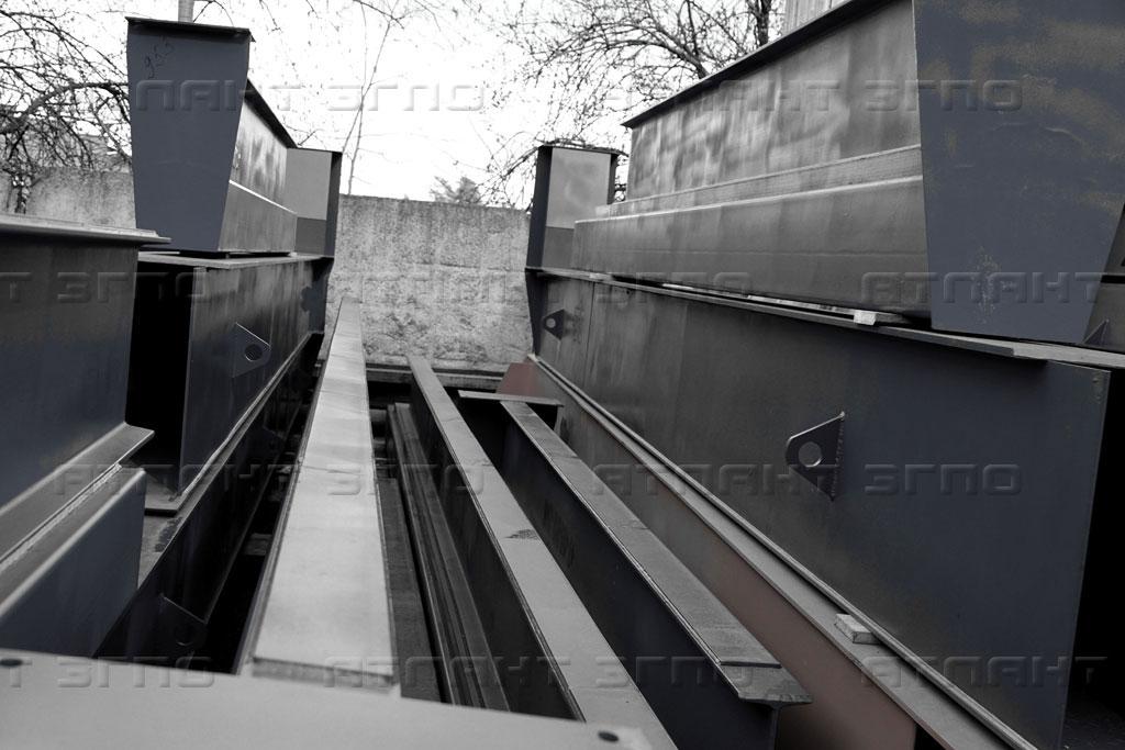 Опорный мостовой кран от завода производителя