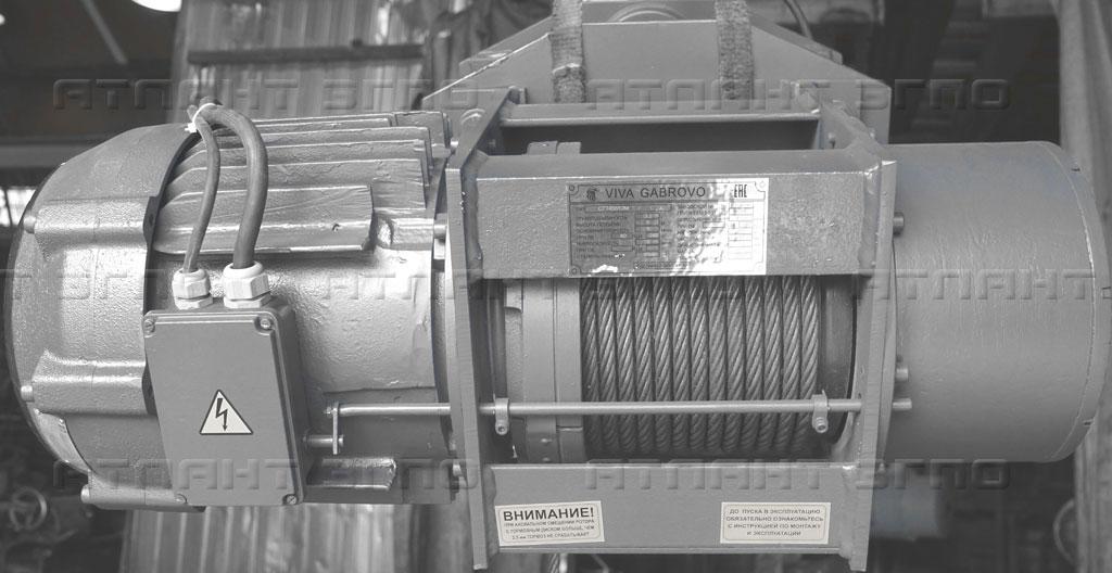 Качественный ремонт тельфера и модернизация в компании Атлант