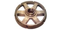 Тормозной вентилятор двигателя подъёма серии КГ и КГЕ болгарских производителей