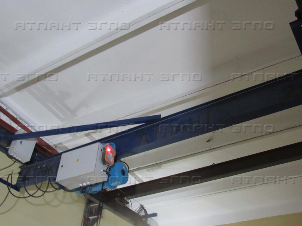 Таль 2 - крановый завод Атлант