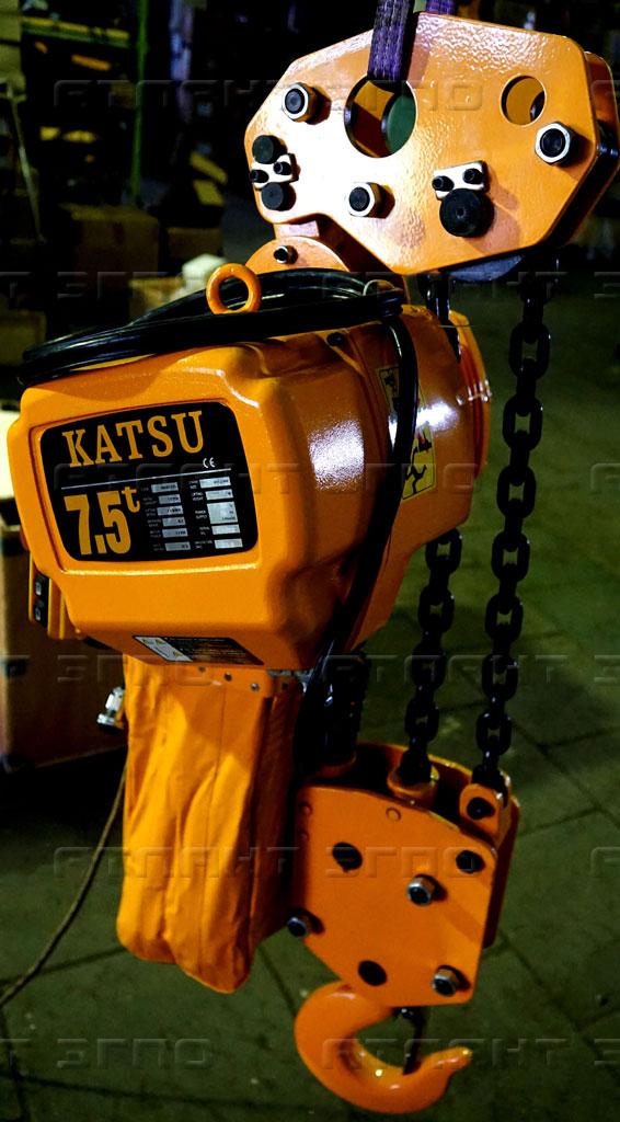 Таль цепная электрическая Katsu
