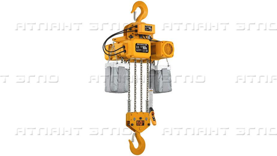 Таль электрическая цепная серии ЕR2+