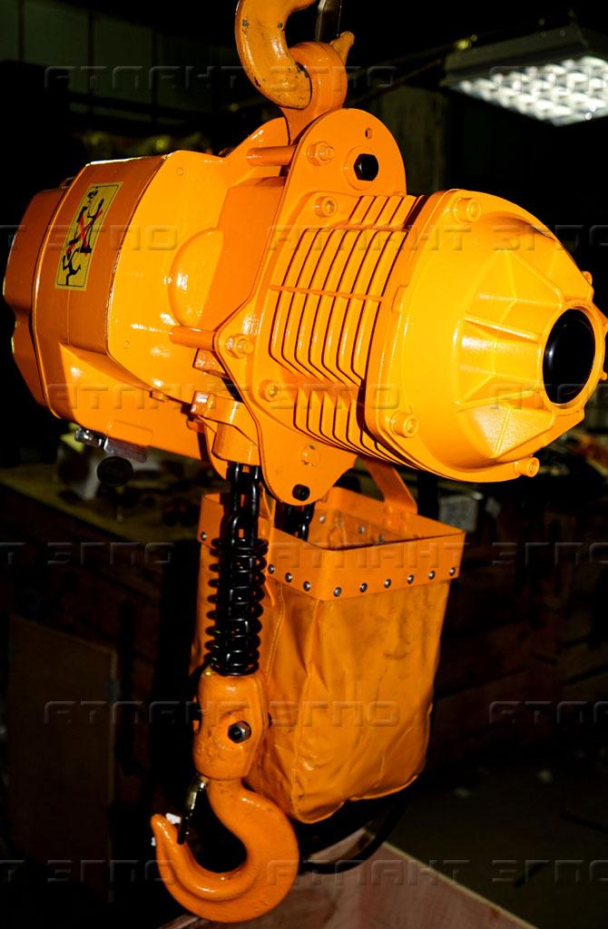 Тельфер 1 тонна от кранового завода Атлант