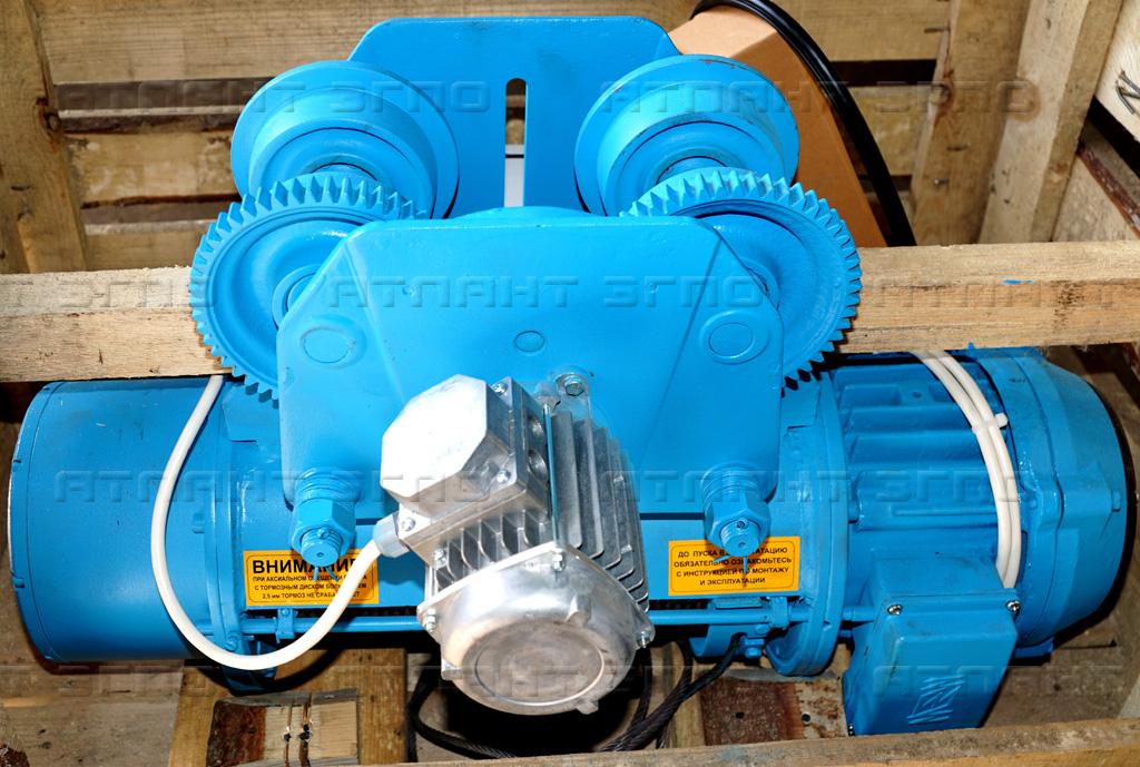 Тельфер 1000 кг цена в крановой компании Атлант