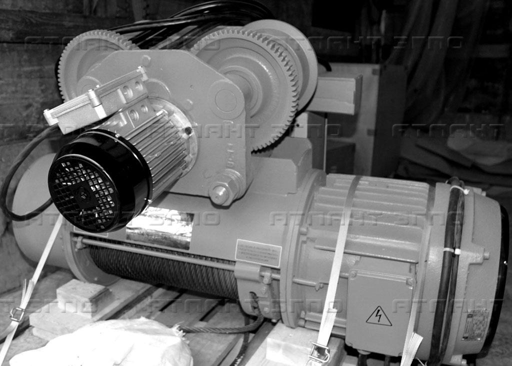 Тельфер 500 кг в крановой компании Атлант