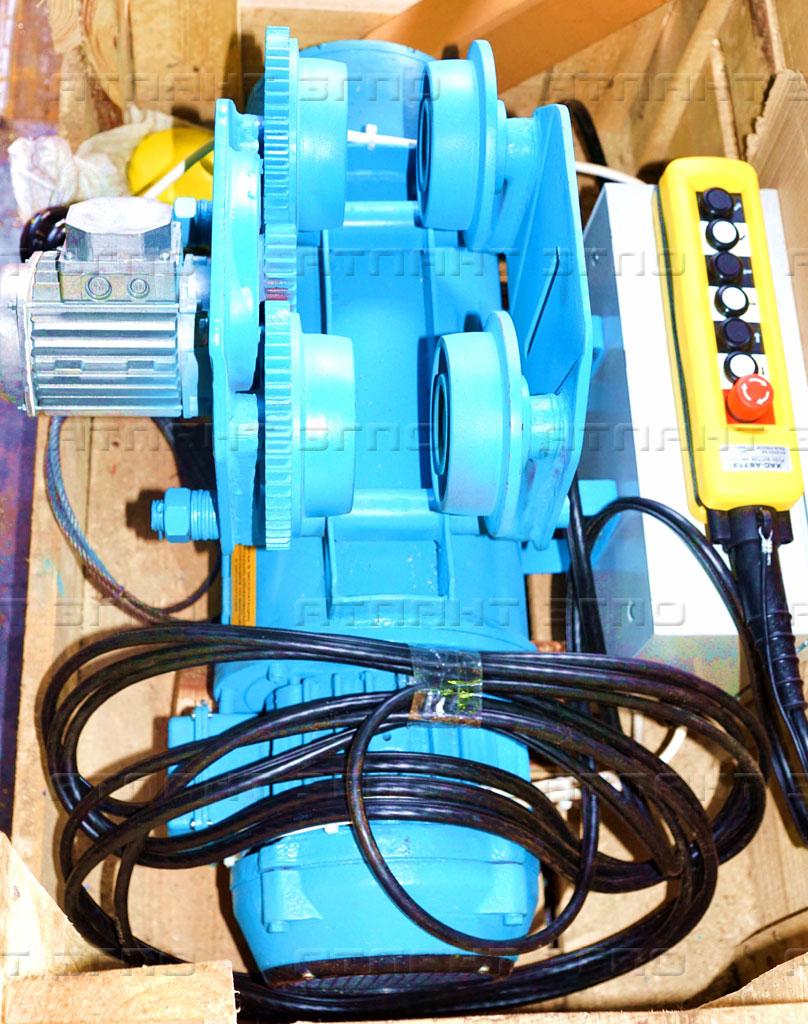 Тельфер электрический 500 кг, цена в компании Атлант