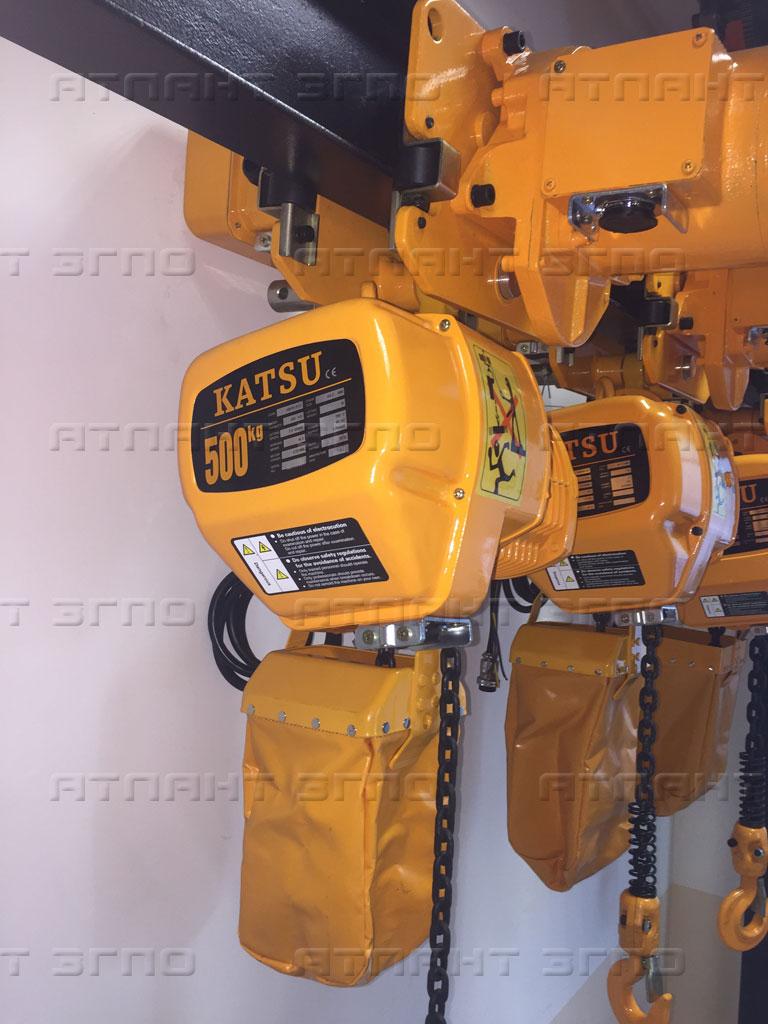 Тельфер электрический 500 кг