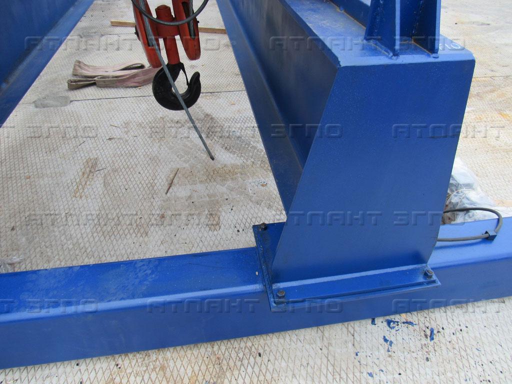 Типы и область применения мостовых кранов