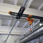 telfer elektricheskij 1000 kg cena 1 150x150 - Таль электрическая цепная серии ЕR2M+