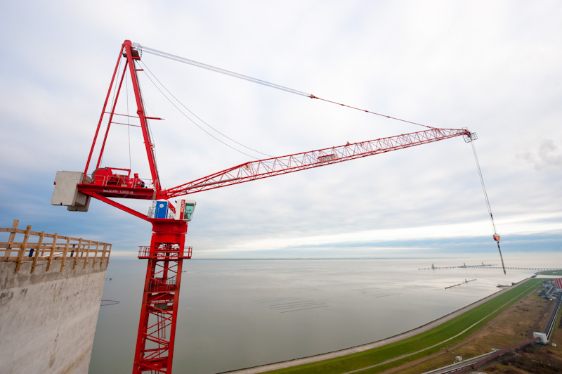 Wolffkran - Самые большие краны в мире