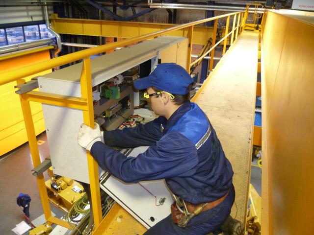 obs kranov - Особенности технического обслуживания кранов